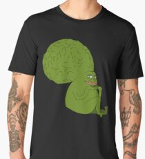 All-Knowing Pepe Men's Premium T-Shirt
