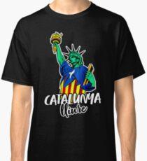 ESTATUA LLIBERTAT - CATALUNYA LLIURE Classic T-Shirt