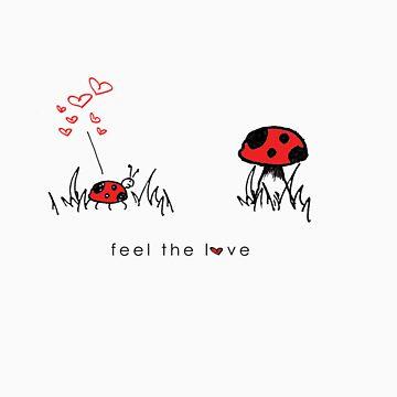 bug in love by felipsity