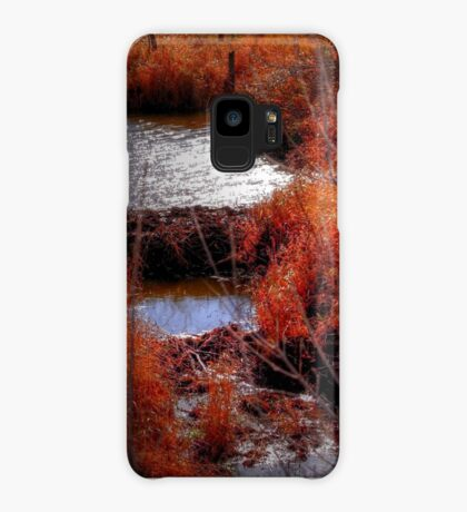 Autumn Grasses  Case/Skin for Samsung Galaxy