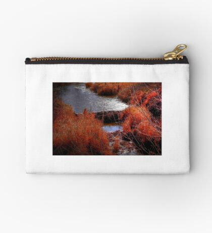 Autumn Grasses  Studio Pouch