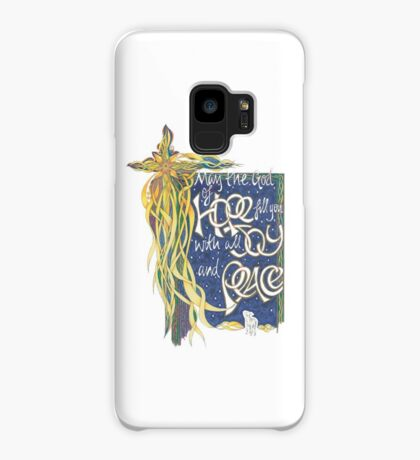 God of Hope Case/Skin for Samsung Galaxy