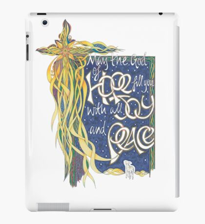 God of Hope iPad Case/Skin