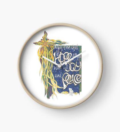 God of Hope Clock