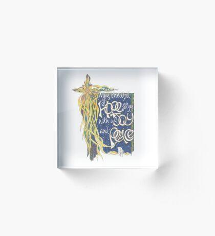 God of Hope Acrylic Block