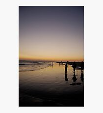 Seal Beach Photographic Print