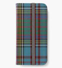 00005 Anderson Clan/Family Tartan  iPhone Wallet/Case/Skin