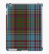 00005 Anderson Clan/Family Tartan  iPad Case/Skin