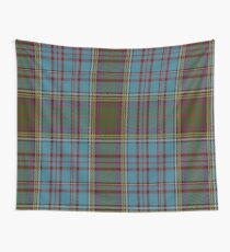 00005 Anderson Clan/Family Tartan  Wall Tapestry