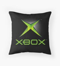 Xbox Original Logo Throw Pillow