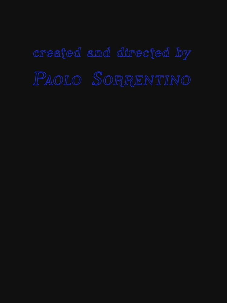 The Young Pope   Created and Directed by Paolo Sorrentino by directees