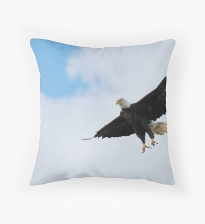 A Place in the Sky Throw Pillow