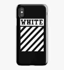offwhite iPhone Case/Skin