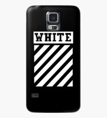 offwhite Case/Skin for Samsung Galaxy