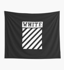 offwhite Wall Tapestry