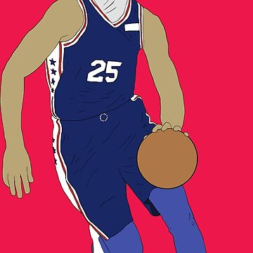 Ben Simmons, The GOAT by RatTrapTees