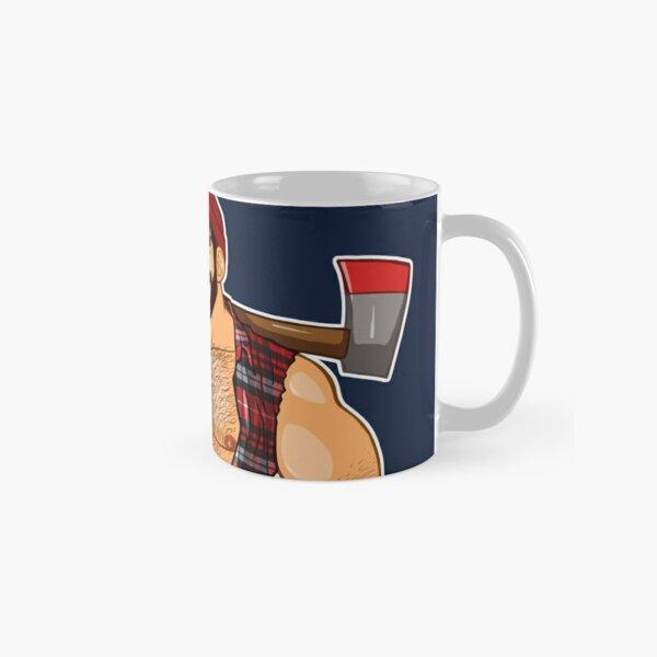 ADAM LIKES LUMBERJACKS Classic Mug