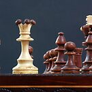 Queen of Chess by Christian  Zammit