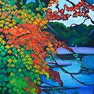Vine Maple by Lori Elaine Campbell