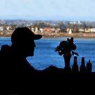 San Diego Silhouette by Heather Friedman