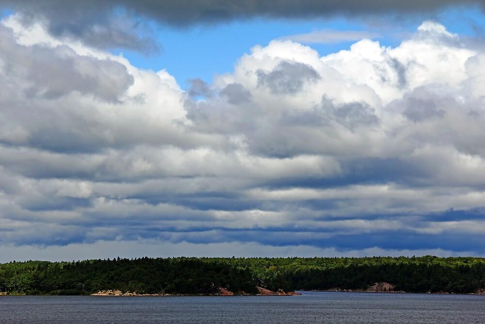 Cloud Cover by Debbie Oppermann