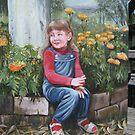 My Daughter Sarah by Ken Tregoning