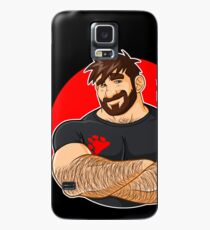 ADAM LIKES CROSSING ARMS Case/Skin for Samsung Galaxy