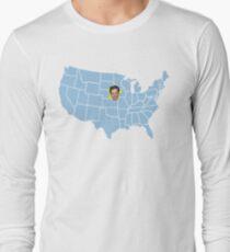 National Landmark Long Sleeve T-Shirt