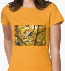 Chickadee In Autumn T-Shirt