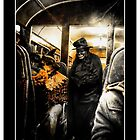 The Ticket Inspector by gundogpic