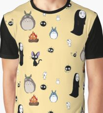 Ghibli cuties Graphic T-Shirt