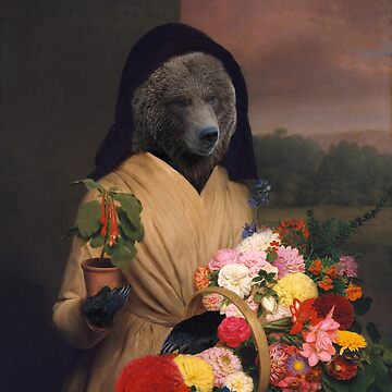 The Flower Bear by TheCurators