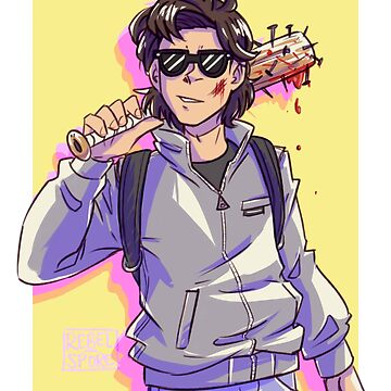 Steve Harrington by Rebelspore