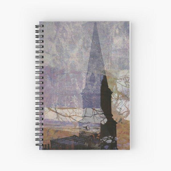 better early Spiral Notebook