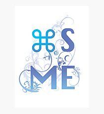 save me Photographic Print
