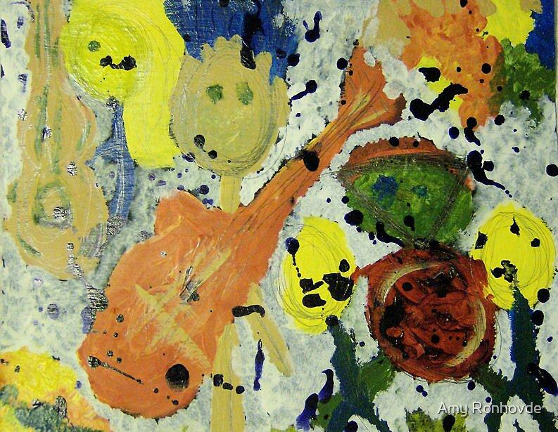 My Musics by Amy Ronhovde