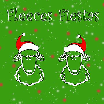 Fleeces Fiestas by Perspectvas