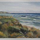 Sunset Coast by Ken Tregoning