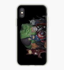 The Catvengers iPhone Case