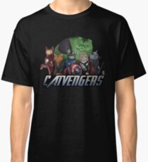The Catvengers Classic T-Shirt