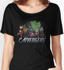 The Catvengers Women's Relaxed Fit T-Shirt