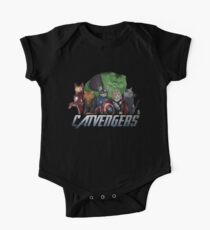 The Catvengers Kids Clothes
