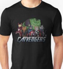 The Catvengers Unisex T-Shirt