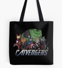 The Catvengers Tote Bag