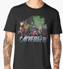 The Catvengers Men's Premium T-Shirt
