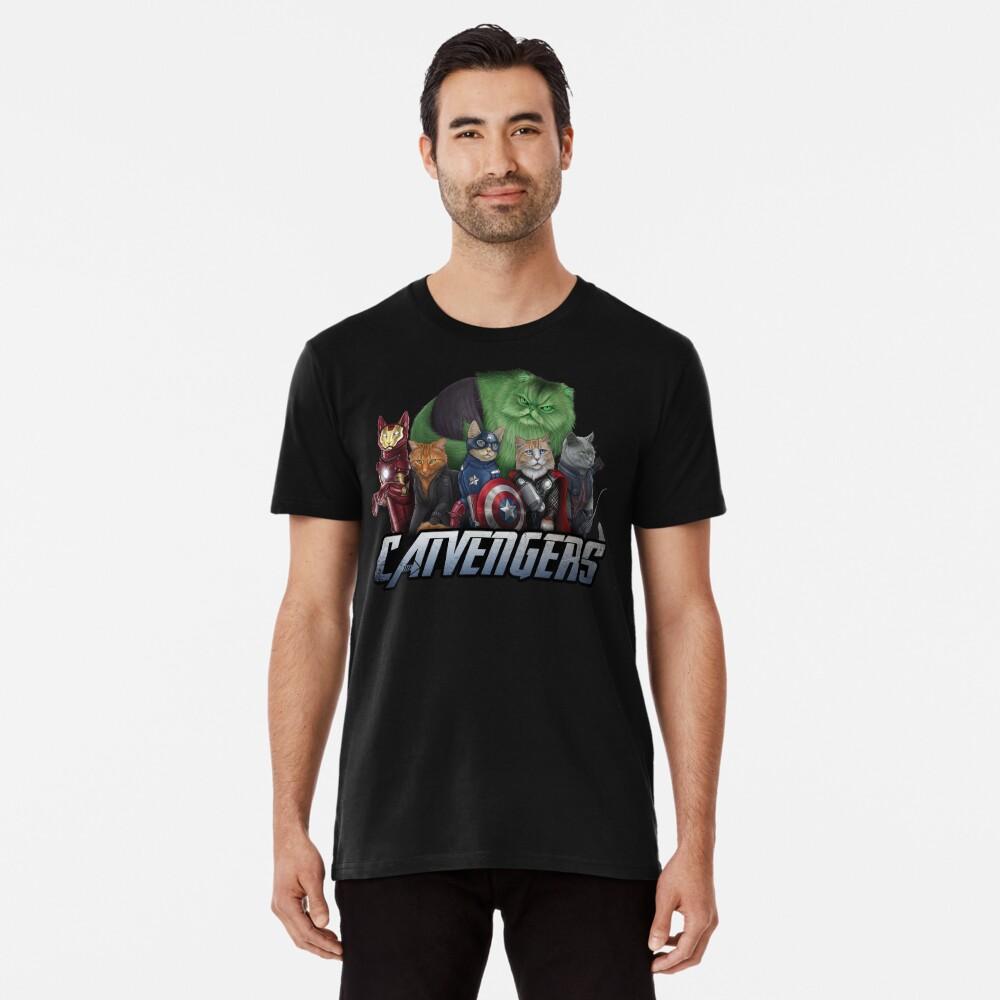 The Catvengers Premium T-Shirt
