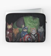 The Catvengers Laptop Sleeve