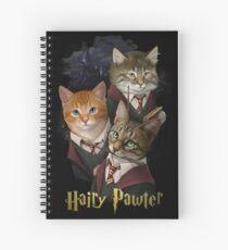 Cuaderno de espiral Hairy Pawter