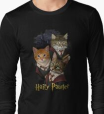 Hairy Pawter Long Sleeve T-Shirt