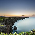 Cape Zanpa Lighthouse, Okinawa by OkiTog